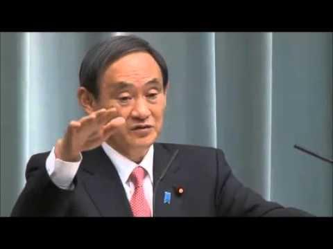 (大阪ダブル選について)菅義偉官房長官 記者会見 2015.11.24