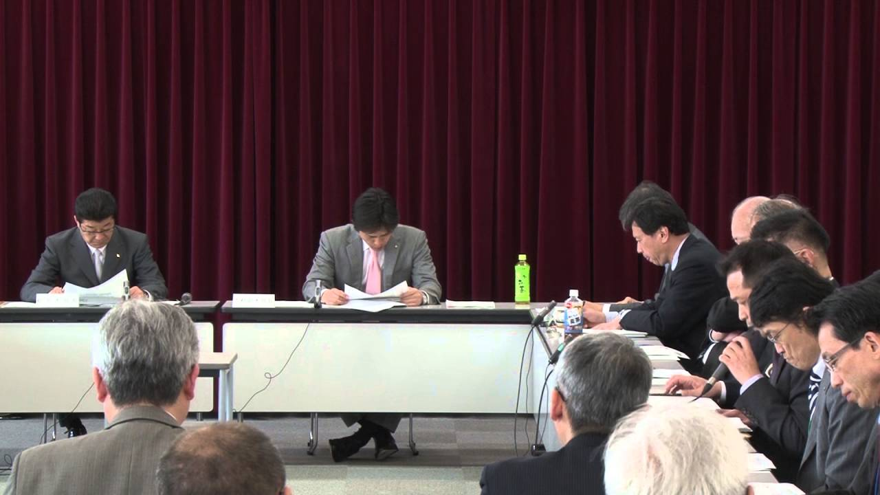 第3回副首都推進本部会議(大学・施設の統合、副首都の概念について) 2016.4.19