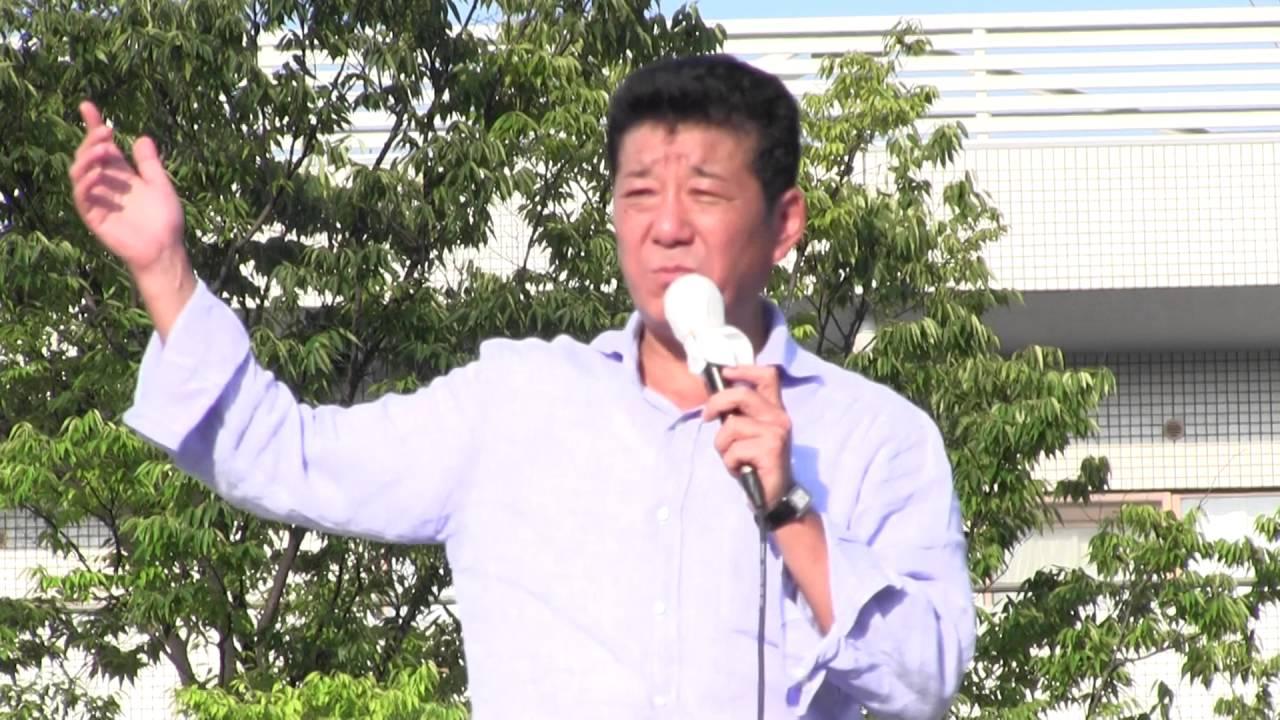 【大阪迷物・自民共産野合】共産市議が自民所属候補への投票を公表!維新・松井代表が痛烈批判(門真市長選)