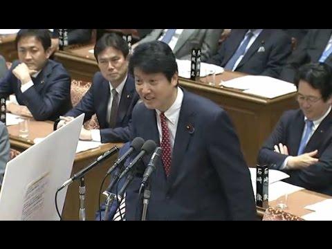 [日本維新]叩かれた民進議員まで笑った、足立議員の爆笑質疑 (衆院予算委員会)2016.10.3