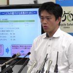 吉村市長「都構想・法定協設置議案は府に合わせて来年2月に出したい」定例会見 2016.10.13