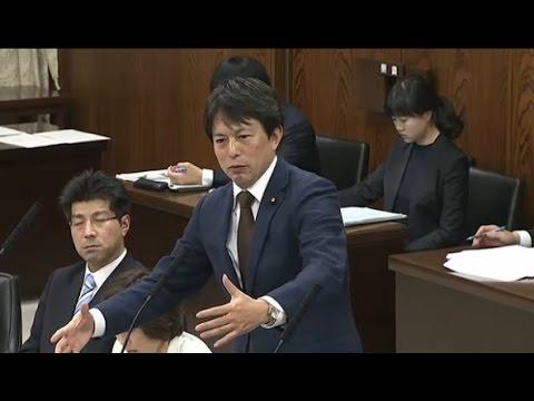 [日本維新]清水貴之「なぜ統合型リゾートにカジノが必要になるのか?」【参議院・内閣委員会・IR法案】2016.12.13