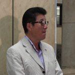 松井知事「(堺市長選)自民共産民進連合、大阪ではいつもの事ですよ。主義主張は置いておいて維新追い出しに協力する」登庁会見 2017.8.25